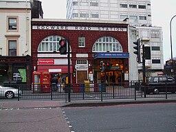 Edgware Road stn (Bakerloo line) building