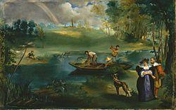 Édouard Manet: Fishing