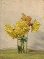 Edward H. Barnard - Still Life with Bouquet of Yellow Flowers (13964599568).jpg