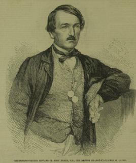 Edward St. John Neale diplomat