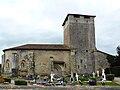 Eglise Saint-Pierre de Brocas (3) - Façade nord.jpg