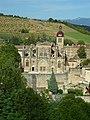 Eglise de Saint Antoine l Abbaye - ISERE 38 FRANCE - Alain Van den Hende - Licence CC 4 0 - 1707 SAM 1721.jpg