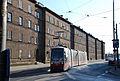 Eichenstraße Arbeiterwohnhäuser mit 62er.jpg