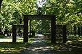 Eingangsportal Waldfriedhof Spremberg.JPG