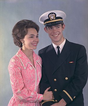 David Eisenhower - Julie and David Eisenhower (age 23) in 1971.