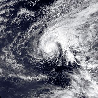 Hurricane Ekeka Category 3 Pacific hurricane and typhoon in 1992