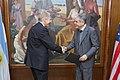 El Ministro De Vido y el Subecretario Poneman - 14251408715.jpg