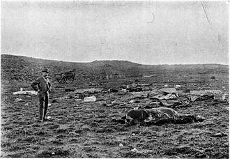 Battle of Elandslaagte - Battlefield at Elandslaagte