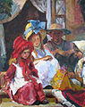 Elena churnosova-children on the backyard.jpg