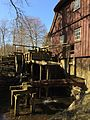 Ellested Watermill with Fuglevad Mill in the background - Frilandsmuseet - Copenhagen - Denmark.JPG