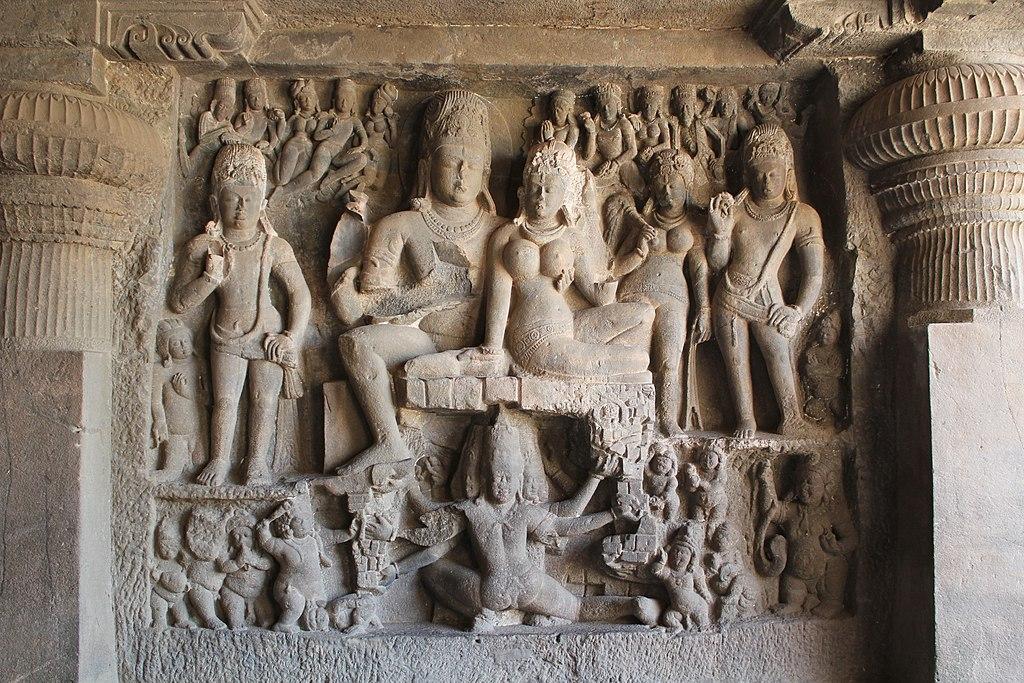 Image result for ravana shaking mount kailash
