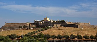 Battle of the Lines of Elvas - Image: Elvas Forte de Santa Luzia 01