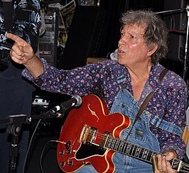 Elvin Bishop in 2010