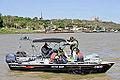 Embarcação fiscaliza lanchas rio Paraguai durante Operação Ágata 6 (8091599272).jpg