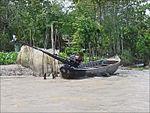 Embarcation sur le Bassac (île du Tigre, Vietnam) (6635508025).jpg