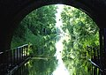 Emerging from Newbold Tunnel, Oxford Canal, Warwickshire - geograph.org.uk - 989164.jpg