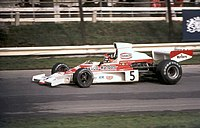 Emerson Fittipaldi McLaren M23 1974 Britain.jpg