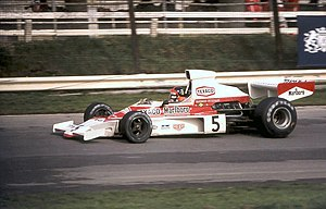 1974 Formula One season - McLaren won their first Constructors' Championship