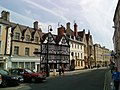 End of the market place in Cirencester - geograph.org.uk - 2051293.jpg