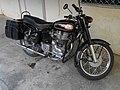 Enfield Bullet 350, Kathgodam, Uttarakhand, India.jpg