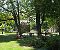Enjoying the sunshine, Square Planchon (14808600793).jpg