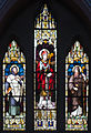 Enniskillen St. Michael's Church East Aisle Window 05 Lough Erne Saints 2012 09 17.jpg