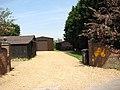 Entrance to Bracondale Farm - geograph.org.uk - 798328.jpg