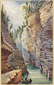 Entrance to the Flume, Ausable Chasm 2 (Boston Public Library).jpg