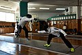 Epee Fencing at Athenaikos Fencing Club.jpg