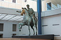 Equestrian statue of Marcus Aurelius full view front right.jpg