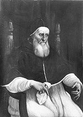 Papst Julius II. (nach Raffael)