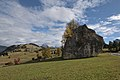 Erratischer Dolomit-Block Cionstoan Seiseralm 2017 Weide.jpg