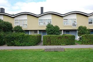 Gyttorp Place in Västmanland, Sweden
