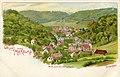Erwin Spindler Ansichtskarte Marburg-Ketzerbach.jpg