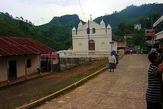San Agustín Lanquín Municipality of Guatemala in Alta Verapaz