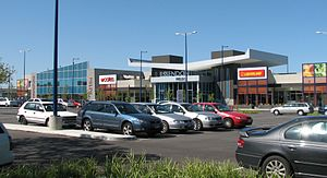 Essendon Fields, Victoria - Essendon Fields Shopping Centre