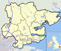 Essex outline map.png