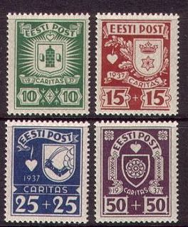 Postage stamps and postal history of Estonia