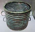 Età del ferro preromana, situla funeraria e oggetti d'oro, 700-500 ac. ca. 01.JPG