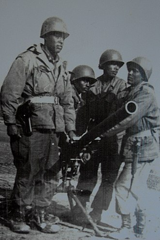 Kagnew Battalion - Ethiopian soldiers in Korea