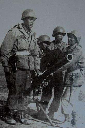 Kagnew Battalion - Ethiopian soldiers in Korea