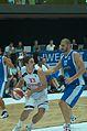 EuroBasket Qualifier Austria vs Cyprus, Gaspar Kaskiris.jpg