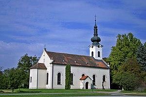 Puconci - Puconci Lutheran church