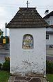 Evangelist shrine Saint Luke 01, St. Ägydius, Fischbach, Styria.jpg