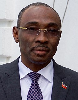 Evans Paul Haitian politician
