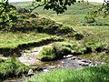 Exe Ford at West End of Long Barrow - geograph.org.uk - 527437.jpg