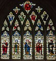 Exeter Cathedral, Stained glass window (36888738585).jpg