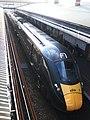 Exeter St Davids - GWR 802007 London service.JPG