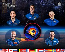 Expedition 63 and SpaceX Crew Dragon Demo 2 combined crew portrait.jpg
