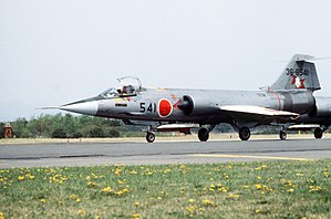 203rd Tactical Fighter Squadron (JASDF) - 203rd Sqn F-104J (1982)